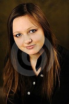 Nice Girl Stock Photo - Image: 18164990