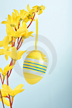 Hand-painted Easter Egg Royalty Free Stock Images - Image: 18166339