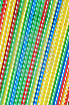 Cocktail Straws Royalty Free Stock Images - Image: 18166549
