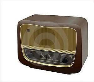 Radio Royalty Free Stock Image - Image: 18168666