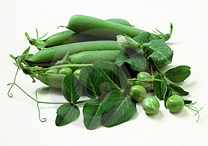 Peas Royalty Free Stock Image - Image: 18173716