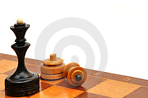 Chess Piece Royalty Free Stock Photos - Image: 18175968