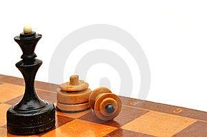 Chess Piece Royalty Free Stock Photos - Image: 18175968