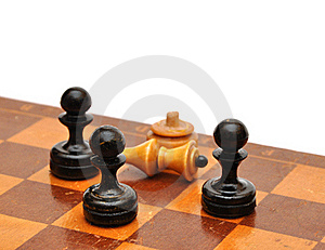 Chess Piece Stock Photography - Image: 18175992