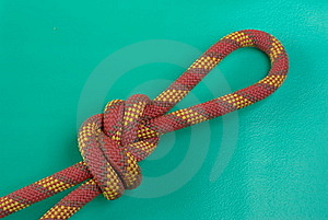 Colorful Knot Stock Photography - Image: 18176262