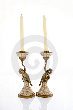 Antique Sconce Royalty Free Stock Photography - Image: 18176697