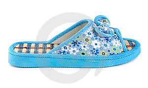 Blue Sneakers Stock Photos - Image: 18176913