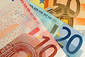 Euro Currency Royalty Free Stock Images - Image: 18181899