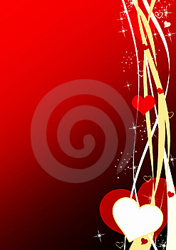 Valentine's Day Background Royalty Free Stock Photo - Image: 18190235