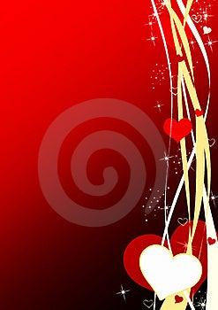 Valentine's Day Background Royalty Free Stock Photo - Image: 18190235