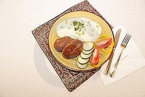 Batatas Trituradas Foto de Stock Royalty Free - Imagem: 18190465