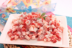 Bacon Royalty Free Stock Images - Image: 18190609