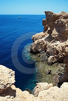 Sharm-el-Sheik Landscape Royalty Free Stock Photo - Image: 18190865
