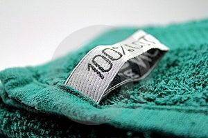 100% Label Royalty Free Stock Image - Image: 18196826