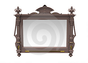 Mirror Royalty Free Stock Images - Image: 18197669