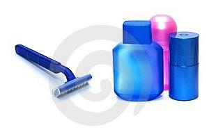 Shaving Set Stock Images - Image: 18198894
