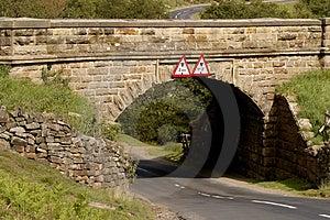 Low Bridge Stock Image - Image: 1822561