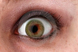 Eye 11 Royalty Free Stock Images