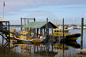 Pilot Boats Royalty Free Stock Photography - Image: 1828297