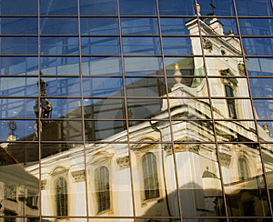 Poland Wroclaw Church Royalty Free Stock Photography - Image: 1829547