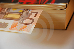 Euro Bills Royalty Free Stock Photo - Image: 1829915