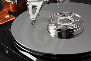 Hard Disk Royalty Free Stock Photo - Image: 1829935
