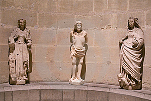 Religious Statues Royalty Free Stock Images - Image: 18204059