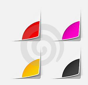Realistic Design Elements Stock Photo - Image: 18214840