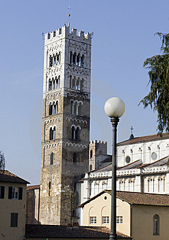 Lucca Royalty Free Stock Images - Image: 18218209