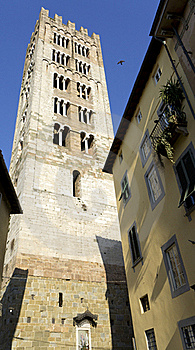 Lucca Royalty Free Stock Images - Image: 18218509