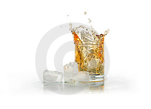 Whiskey With Ice Stock Photos - Image: 18219053