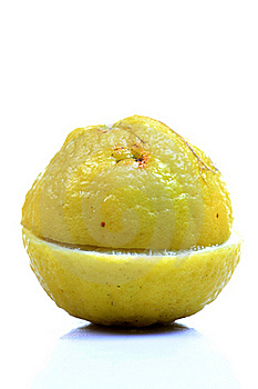 Ripe Lemon Stock Photos - Image: 18227543