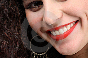 Beau Sourire Toothy Image stock - Image: 18227831