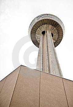 Towering Building  Stock Images - Image: 18230214