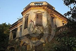 Historic Buildings On Gulangyu Island Royalty Free Stock Image - Image: 18230936