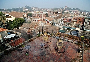 Views On Housetop Of Gulangyu Island Royalty Free Stock Photos - Image: 18231038
