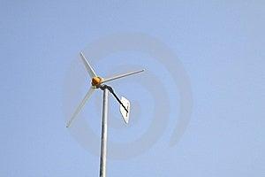 Wind Generator Stock Photos - Image: 18238293