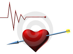 Heart Pulpation Stock Photography - Image: 18242012