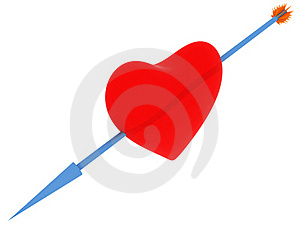 Heart Valentine Royalty Free Stock Images - Image: 18242039