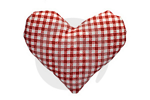 Coeur Bourré De Guingan Photo stock - Image: 18243100