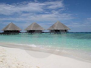 Tropical Dream Beach Stock Images - Image: 18244934
