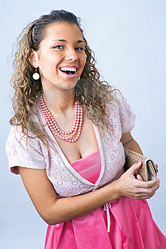 Luxury Pretty Woman Stock Photo - Image: 18247920