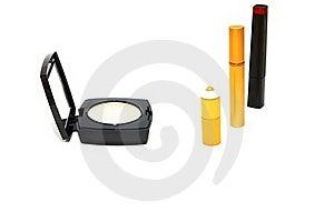 Make Up Set Stock Image - Image: 18249261