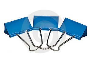 Paper Clips Stock Photo - Image: 18252580