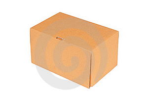 Shipping Box Stock Photos - Image: 18259143