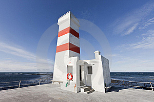 Old Lighthouse Royalty Free Stock Photo - Image: 18263195