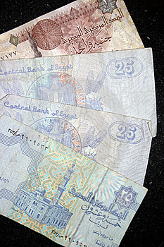 Egyptian Pounds Stock Images - Image: 18265184