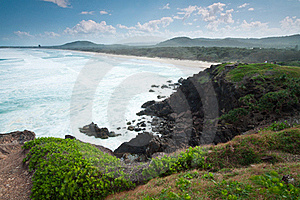 Australian Seascape During The Day Royalty Free Stock Photos - Image: 18269678