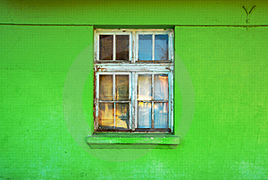 Old Window Royalty Free Stock Photo - Image: 18276985