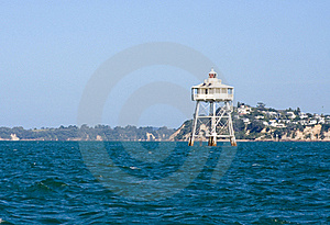 Bean Rock Lighthouse 1 Royalty Free Stock Photos - Image: 18278718